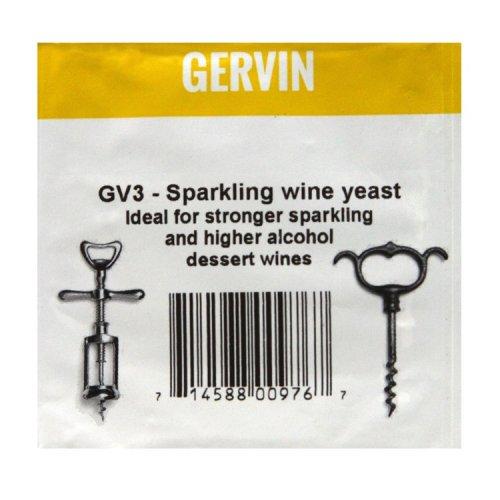 Muntons GV3 Gervin Wine Yeast